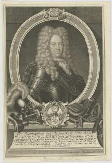 Bildnis des Heinrich von Platen