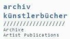 Archive Artist Publications / Archiv Künstlerische Bücher
