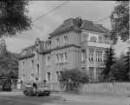 Dresden-Strehlen, Wasastraße 15. Villa (1891-1892; M. Rose, J. A. Oberle). Straßenansicht
