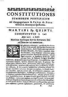Bullarium ordinis S. Hieronymi Congregationis B. Petri de Pisis