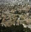 Athen. Blick von der Akropolis auf Stadtrand
