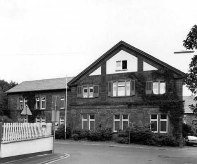 Amthof 12: Amtsgericht von Nordwesten