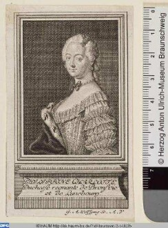 Philippine Charlotte, Herzogin von Braunschweig-Lüneburg