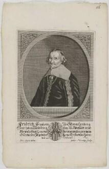 Bildnis des Fridrich zu Schwarzenberg und Hohenlandsberg