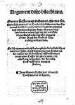 Argument dises büechleins. Symon Hessus zaygt an Doctori Martino Luther vrsach, warumb die Luttherische bücher von den Coloniensern vnd Lauaniensern verbrent worden sein ...