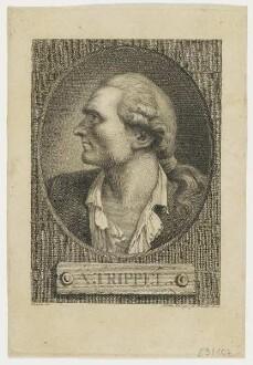 Bildnis des A. Trippel