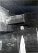 Balken in einem Wohnhaus in Bergheide