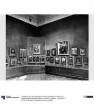 Aufstellung der Gemäldegalerie und der Skulpturensammlung im Kaiser-Friedrich-Museum, Raum 70, Niederländische und französische Gemälde des 15. Jhd.