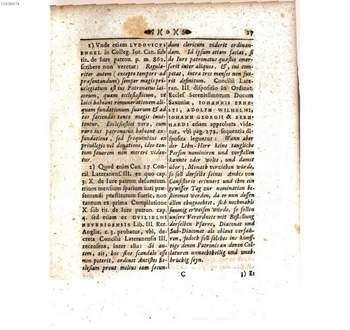 De Diverso Patroni Ecclesiastici Et Laici Ivre