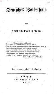 Deutsches Volksthum
