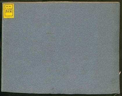 Salve regina, V (4), vl (2), bc, RosS 519/10 - BSB Mus.ms. 652 : [caption title:] Salve Regina del Cav r: Alessandro Scarlatti