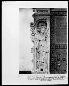 Epitaph des Schwickart Graf von Helfenstein