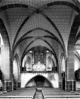 Orgelempore