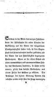 Kleine juridische Schriften. 2, Untersuchungen über das kulpose Verbrechen