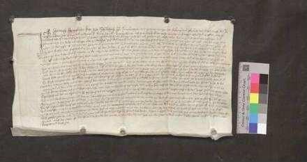 Die Stadt Bräunlingen nimmt Salme den Juden auf zehn Jahre zum Bürger an, gegen die jährliche Abgabe von 14 Gulden.
