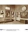 Aufstellung der Gemäldegalerie und der Skulpturensammlung im Kaiser-Friedrich-Museum, Raum 32, Florentinische Gemälde und Bildwerke des 15. Jhd.