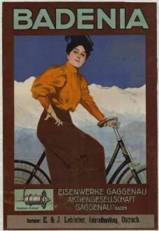 Badenia Fahrräder Eisenwerke Gaggenau Aktiengesellschaft