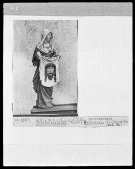 Die heilige Veronika