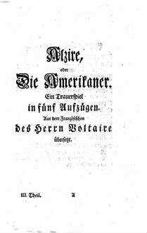 ˜Dieœ deutsche Schaubühne. 3
