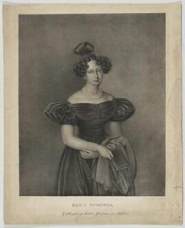 Bildnis der Großherzogin Maria Paulowna von Russland