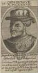 Bildnis von Ludovicus VII., König von Frankreich
