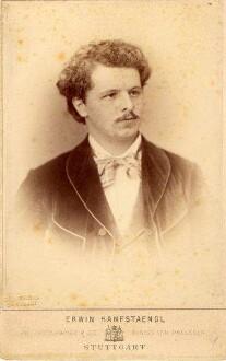 Adam, Alexander (geb. 24.11.1853 in Bruchsal, gest. 10.06.1917 in Freiburg) - 1883-1886 Chormeister des M.G.V. Liederkranz Karlsruhe