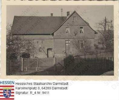 Homberg / Ohm / Gontershausen / Revierförsterei-Dienstgehöft
