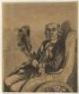 Bildnis des Heinrich August de la Motte Fouqué