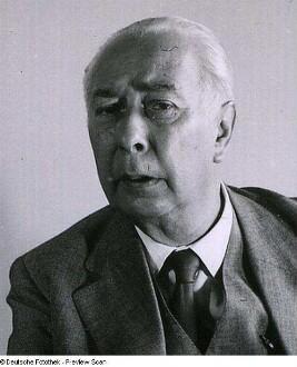 Portraitserie Theodor Heuss