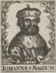 Bildnis des Iohannes Magnus, Markgraf von Brandenburg