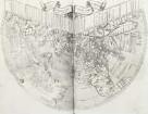 """Ptolemäus Geographia: """"Universalior Cogniti Orbis Tabula ex recentibus confecta observationibus (Weltkarte)"""