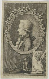 Bildnis des Julius Friedrich Knüppeln