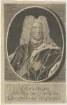 Bildnis des Christian, Herzog zu Sachsen, Querfurt und Weisenfels