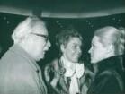 IFF 1978. Martin Held und Ehefrau Lore Hartling, Ilse Knapp