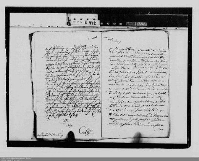 Abtretung des Amtes Ellar durch Fürst Wilhelm von Nassau-Dillenburg an seinen Bruder, Fürst Christian von Nassau-Dillenburg