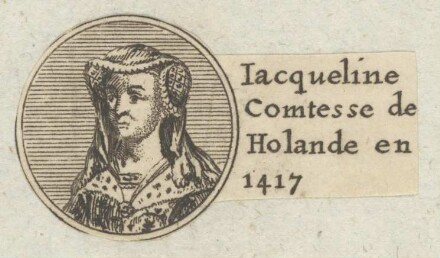 Bildnis des Iacqueline de Holande