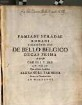 De bello Belgico : decas .... 1. (1632)