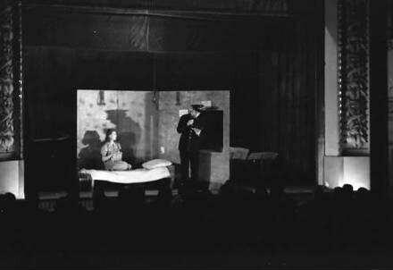 Bukarest: UfA-Truppe, Liedertafel, Sketch im Schlafwagen, Iller-Löbel