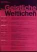 """Plakat nach einem Entwurf von Dieter von Andrian für die Kasseler Musiktage / neue musik in der kirche """"Das Geistliche im Weltlichen"""""""