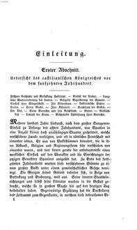 Geschichte der Regierung Ferdinand's und Isabella's der Katholischen von Spanien. 1