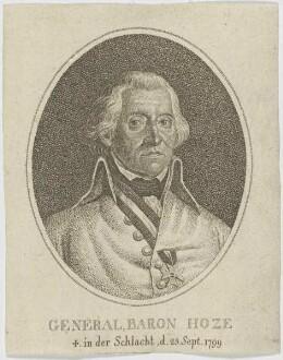 Bildnis des Ludovicus Baro de Holberg