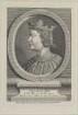 Bildnis des Clovis III.