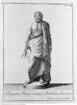 Veteris Latii antiquitatum amplissima collectio: ... Volumen secundum. 5 Teile., 5. Teil: Antiatinorum, et Norbanorum Rudera, Tafel X: Signum Jovis