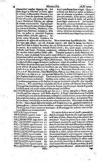 Nucleus historicus bipartitus in historiam universalem tum particularem