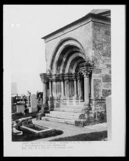 Trichterportal von Südwesten
