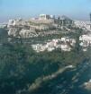 Athen. Akropolis mit ihren Bauwerken