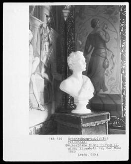 Marmorbüste König Ludwig II.