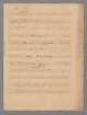Liebe, V, pf, G-Dur - BSB Mus.ms. 4949 : [title page:] Liebe // Romance componirt // für seinen Freund // Max Obermayer // von // Jacques Offenbach // Cologne 11 September 1843