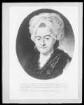 Porträt von Catharina Elisabeth Goethe
