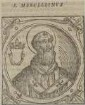 Bildnis von Papst Marcellinvs